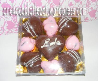 Pepe Souvenir Coklat, Coklat Chic, Mini Coklat