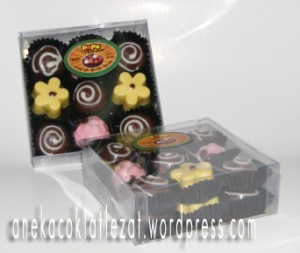 Coklat Praline Box Mika