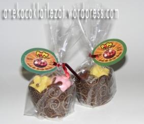 Coklat Praline Cup