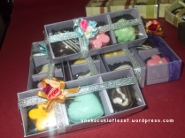 Souvenir Coklat, Afifah, 081703812511